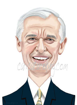 caricature for business card