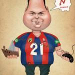 gameboy-caricature