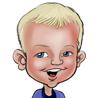 Picture of digitalcaricature artist Eddie (9K)