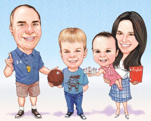 family-interests-caricaturization