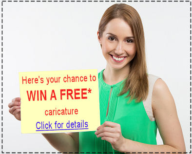 win-a-free-caricatue-woman-holding-sign (35K)