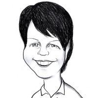 Traditional caricaturist Zalo(7K)